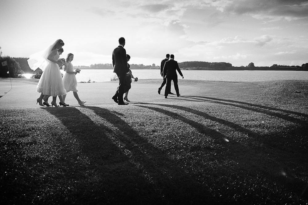 Wedding Party, Tulfarris, County Wicklow