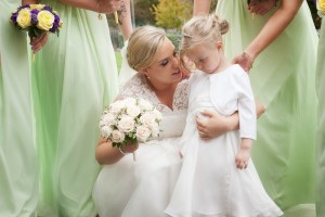 Bride and daughter, Documentary Wedding Photography, Wedding stories... , Wedding Photojournalist, Wedding Photographer, County Dublin