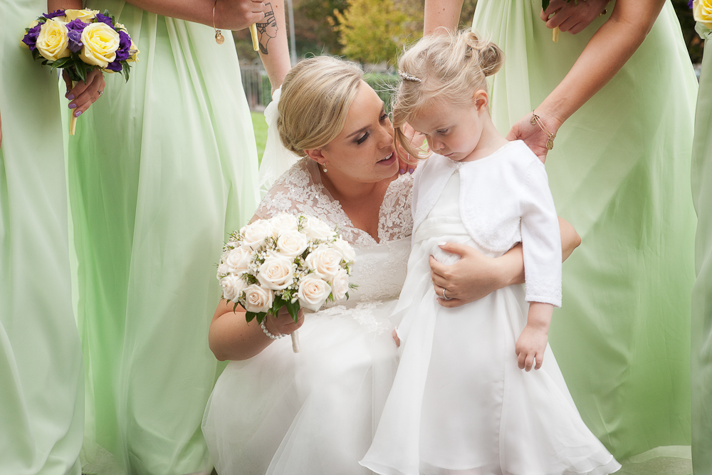 Bride and daughter, Documentary Wedding Photography, Wedding stories... , Wedding Photographer, County Dublin
